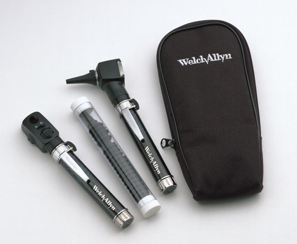 welch allyn ophthalmoscope 13010 manual
