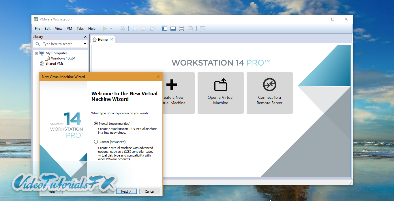 vmware workstation pro 14 manual
