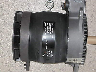 niehoff military alternator dual voltage manual