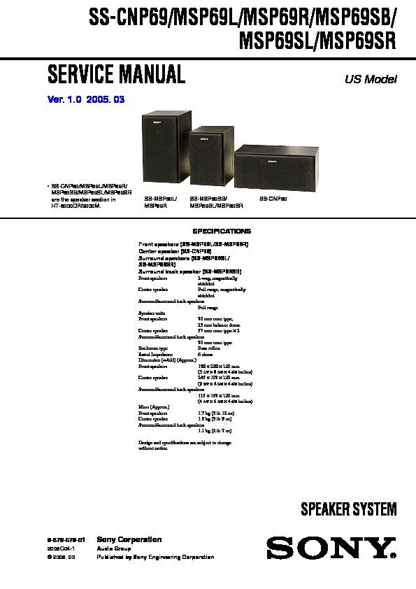 sony tfm-1600w service manual download