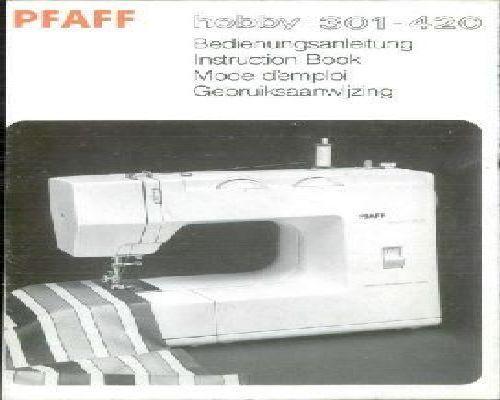 pfaff sewing machines 1222e manual