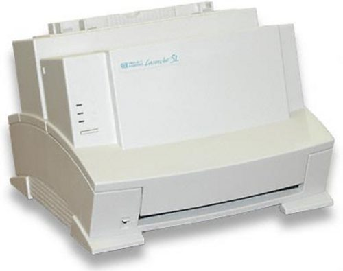 hp laserjet 6l manual service