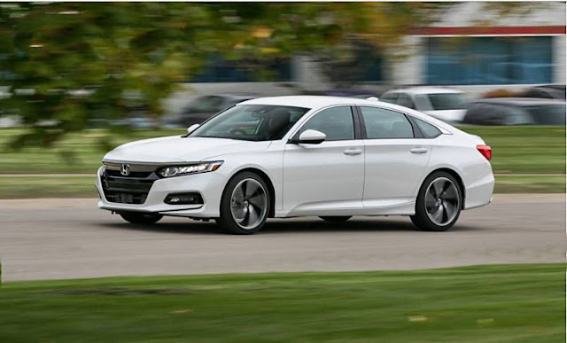2018 honda accord 1.5t manual
