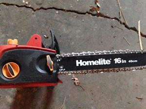 yard works chainsaw with extention manual