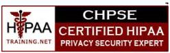 hipaa privacy and security rule training manual