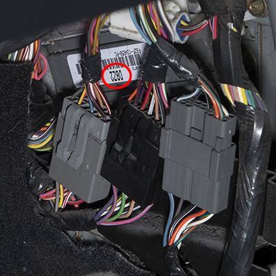 71 z manual spedo cable
