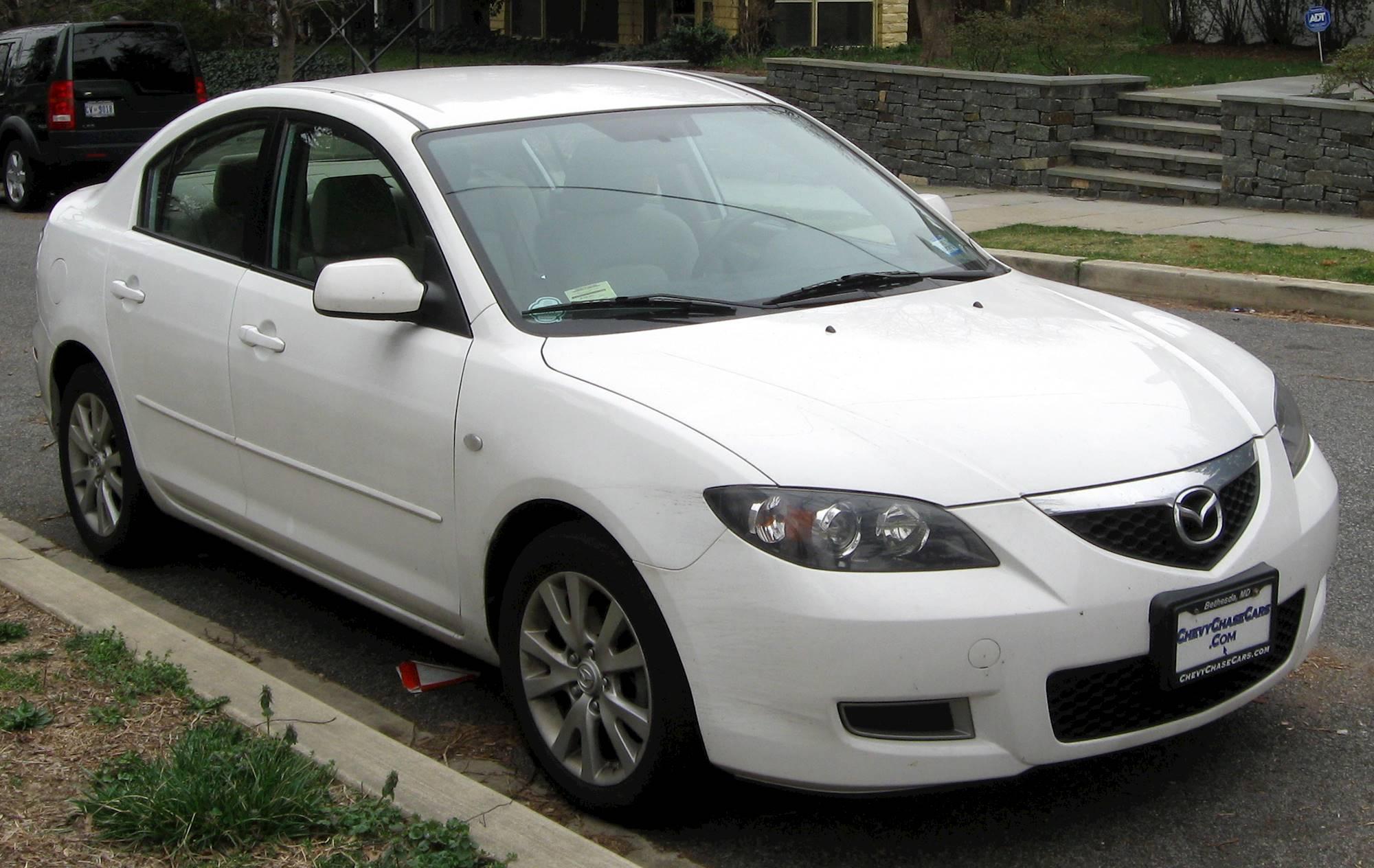 2006 mazda3 s manual sedan