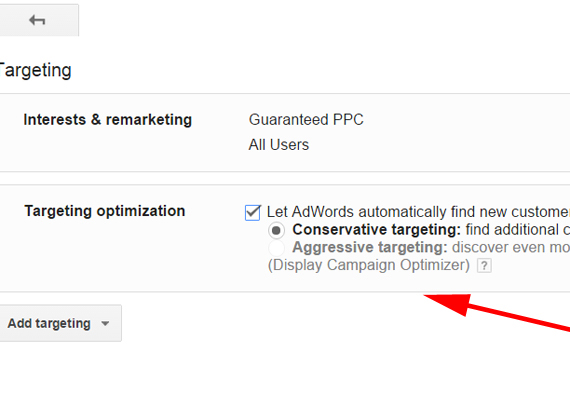 if turned autotaging off will the manual tagging work adwords