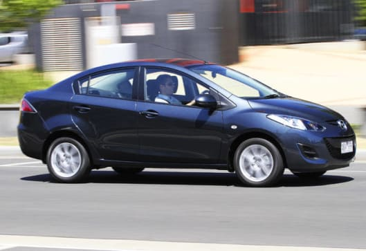 2010 mazda 2 neo manual review