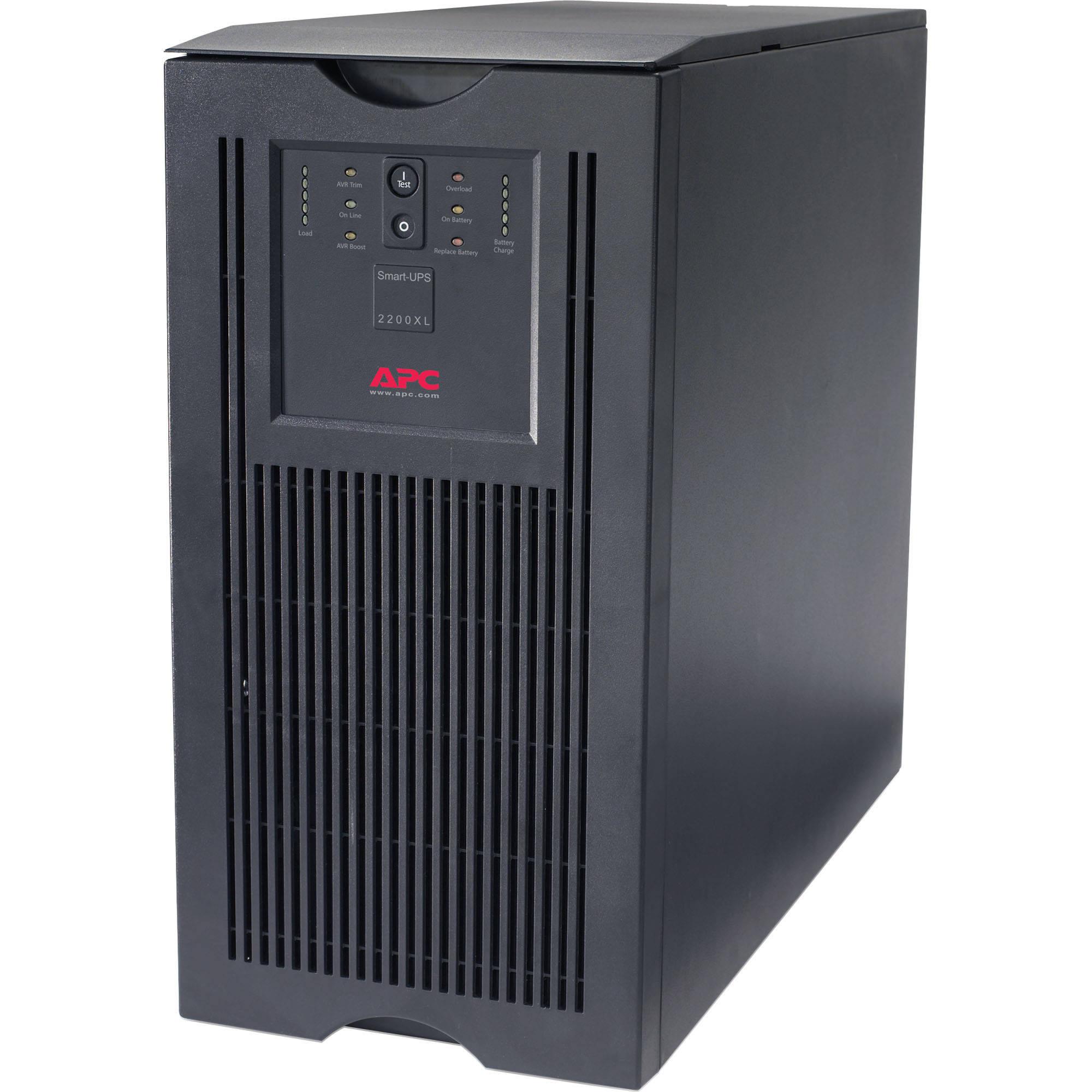 apc smart ups 3000 rm xl manual