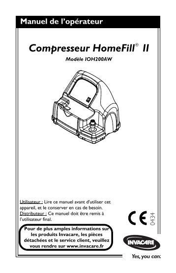 owners manual for a vision air 5 oxygen concentrater