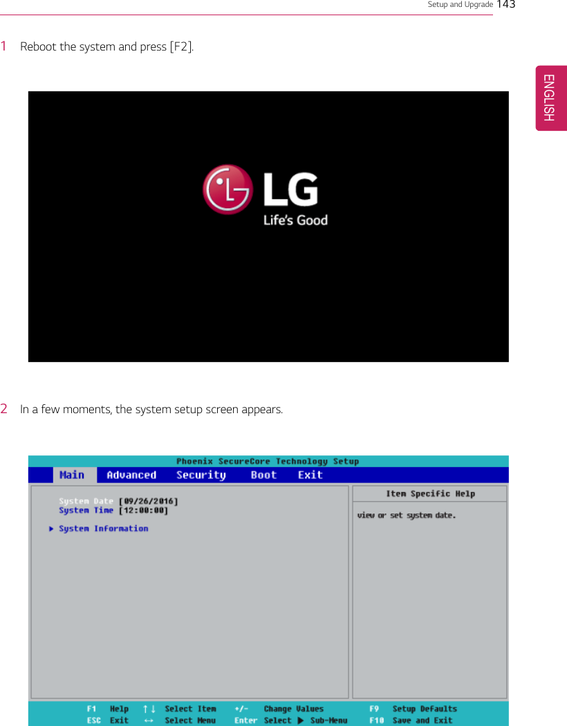 lg fluid ii user manual