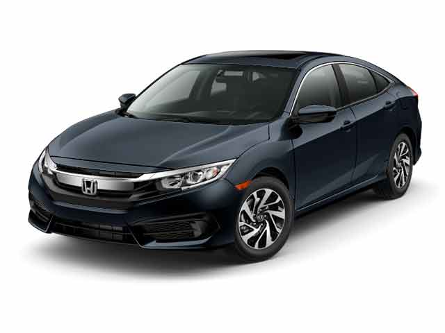 2015 honda civic ex manual transmission