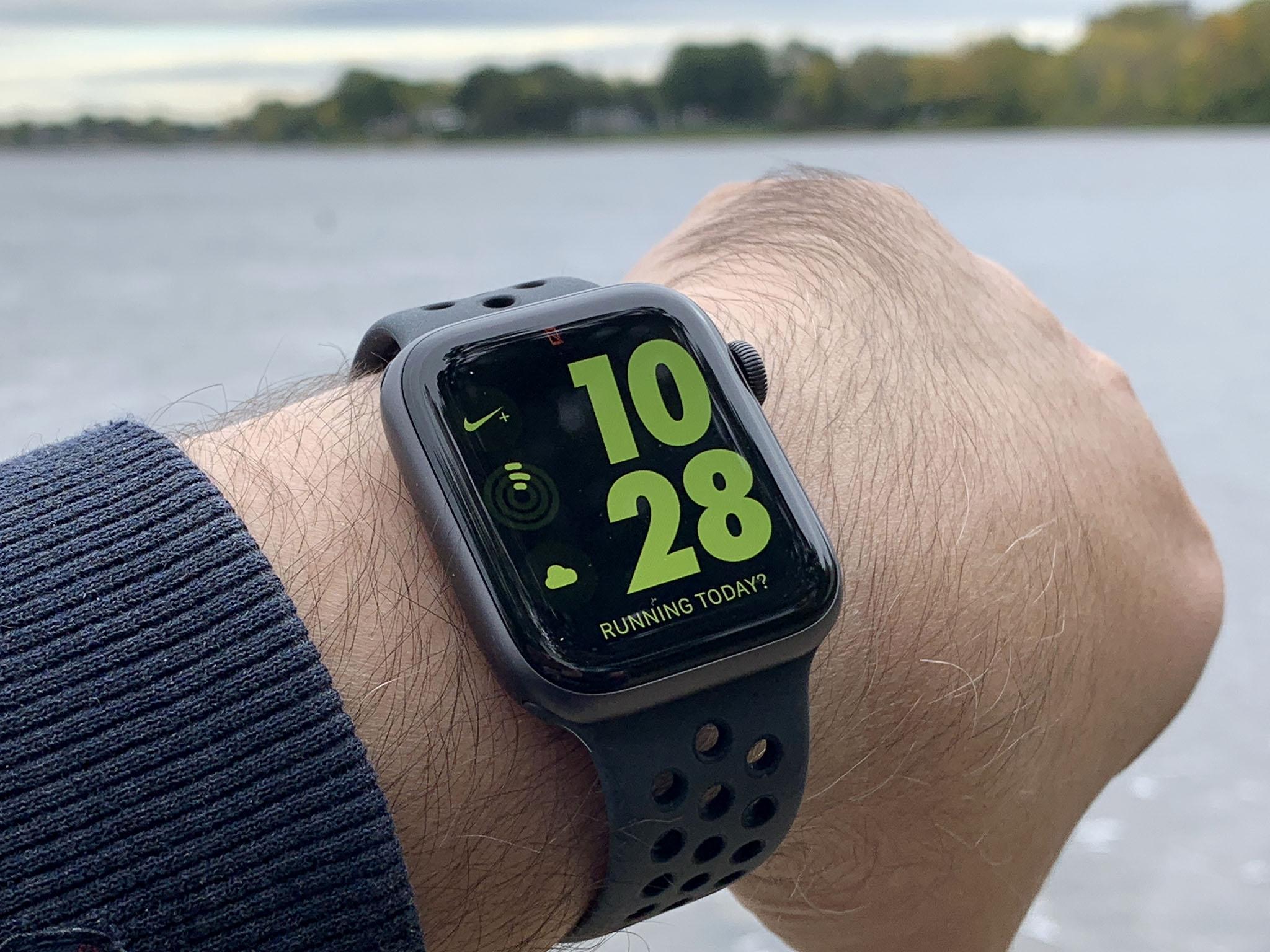 apple watch manually add stand