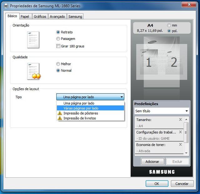 samsung laser printer ml 1665 manual