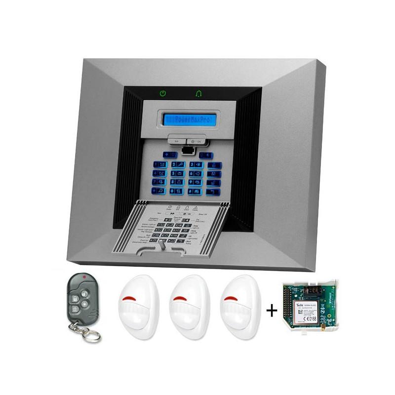 visonic powermax complete kit manual