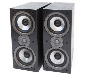 polk audio monitor series 2 bookshelf speakers manual