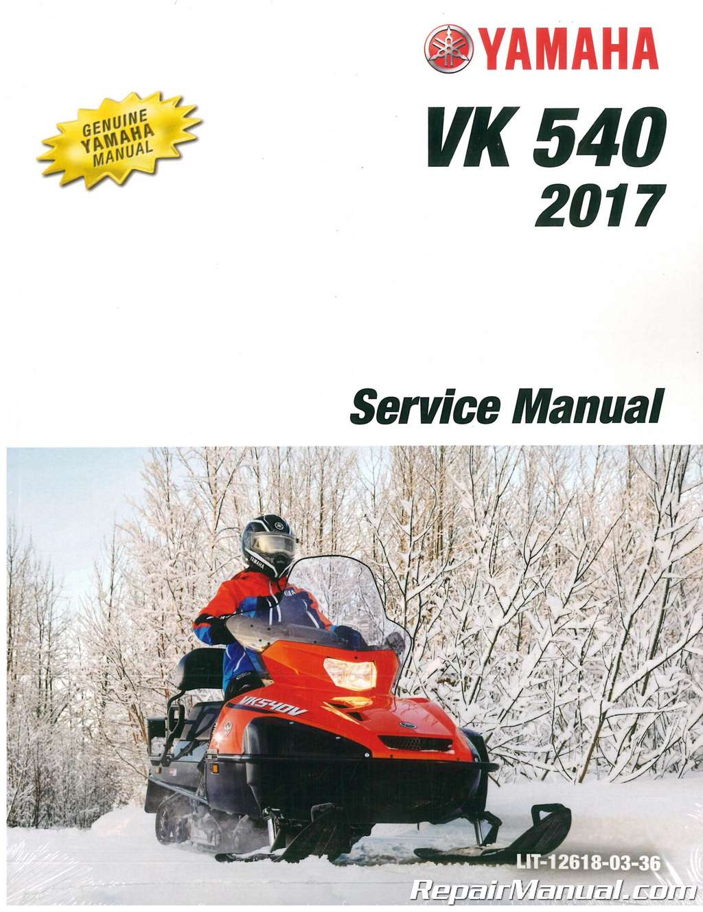 2006 yamaha snowmobile service manual