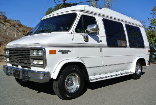 chevy camper van owners manual