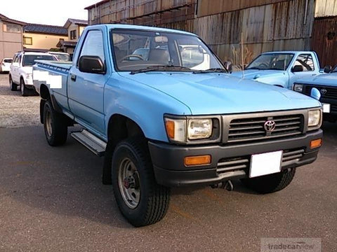1988 toyota hilux repair manual pdf