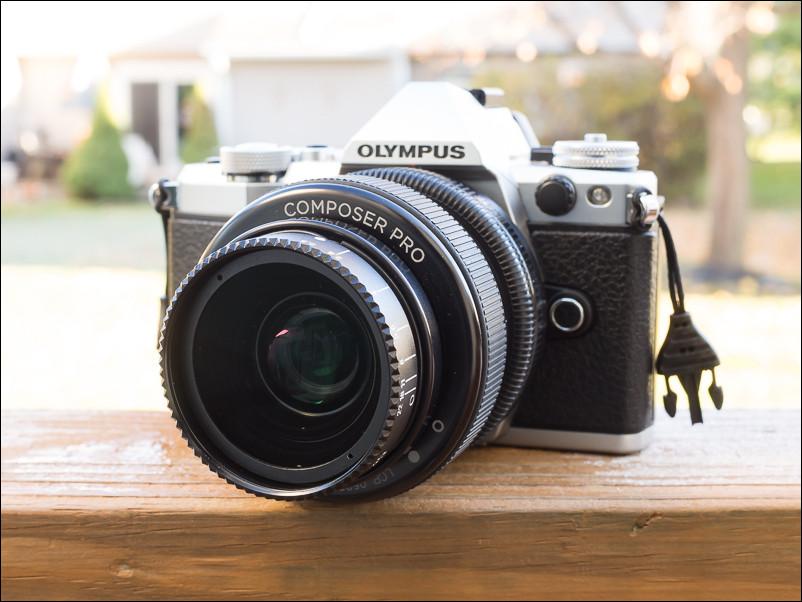 olympus om-d e-m5 mark ii manual focus