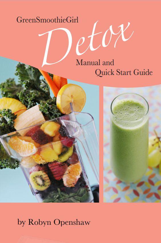 green smoothie girl 26 day detox manual