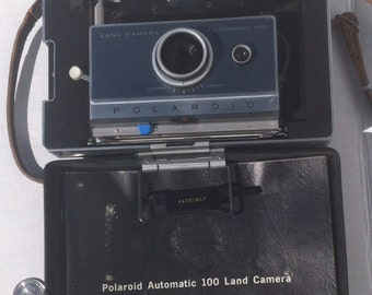 polaroid 420 automatic land camera manual