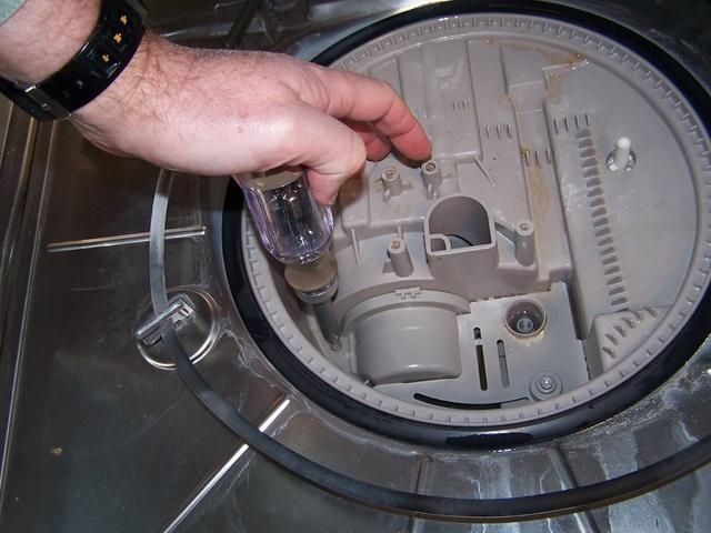 kenmore dishwasher manual model 655
