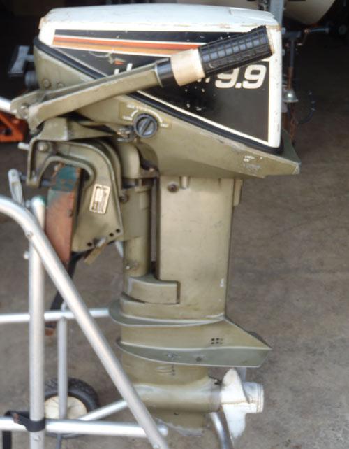 johnson seahorse 18 hp outboard manual