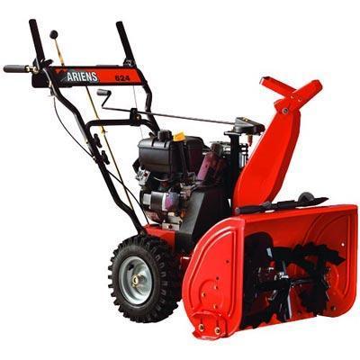 ariens snowblower model 924124 manual