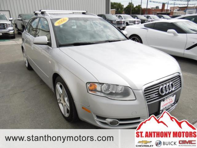audi a4 quattro 2.0t 2006 manual wagon