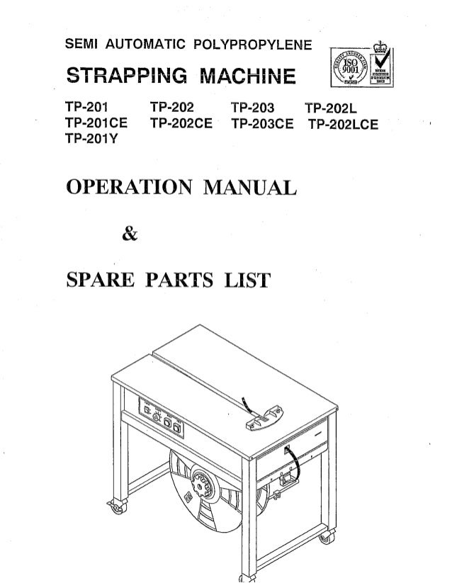 strapack s-661 instruction manual