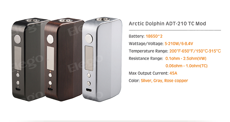 arctic dolphin 210 user manual