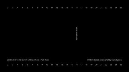 avs hd 709 calibration manual