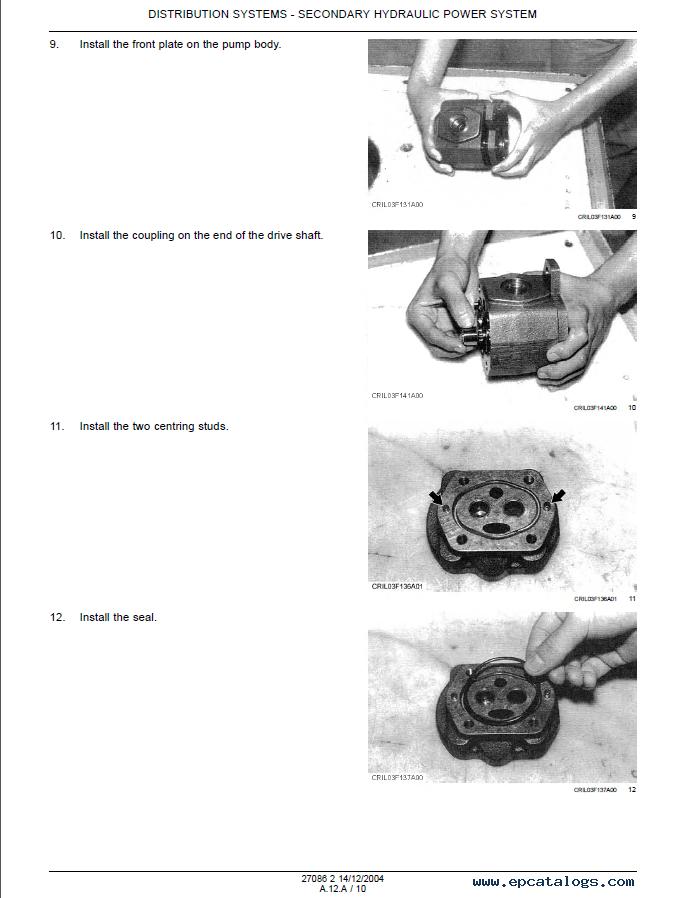 case 75 c service manual