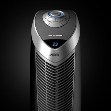 sanyo abc-vw24a air purifier manual