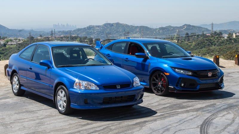 2004 honda civic ex manual sedan