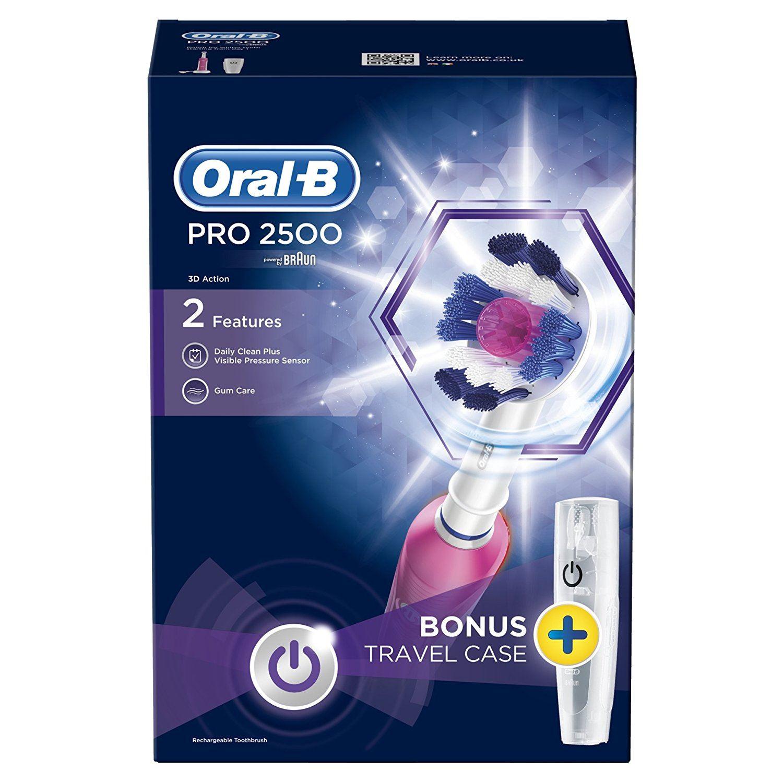 braun 3d pulsating toothbrush manual