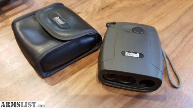 bushnell yardage pro sport 450 rangefinder manual
