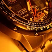 citizen skyhawk manual daylight savings time