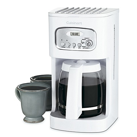 cuisinart coffee maker manual dcc 3400