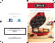 sensio mini donut maker manual