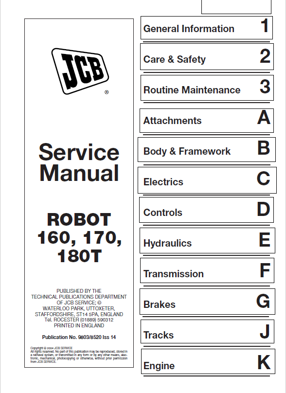 1835c skid steer service manual