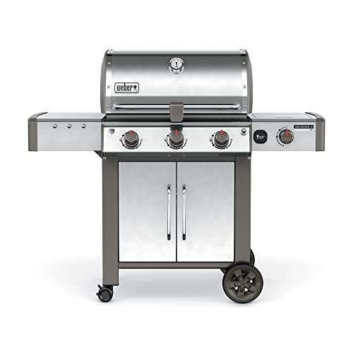 weber genesis e-310 natural gas grill manual