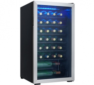 danby 38 bottle wine cooler manual