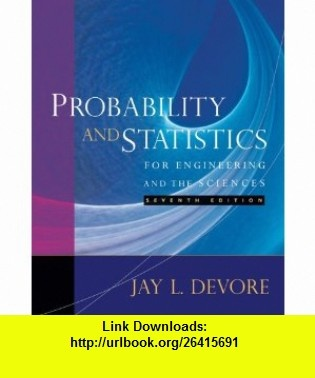 student solutions manual for probability and statistics 7th edition devore