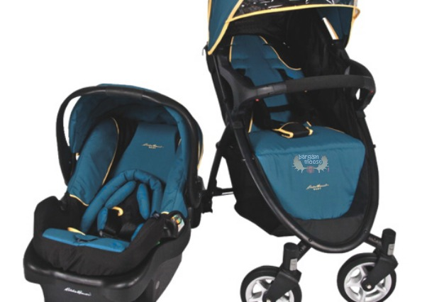 eddie bauer pilot travel system manual
