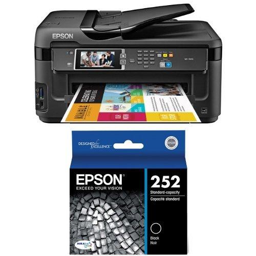 epson workforce 3640 owners manual
