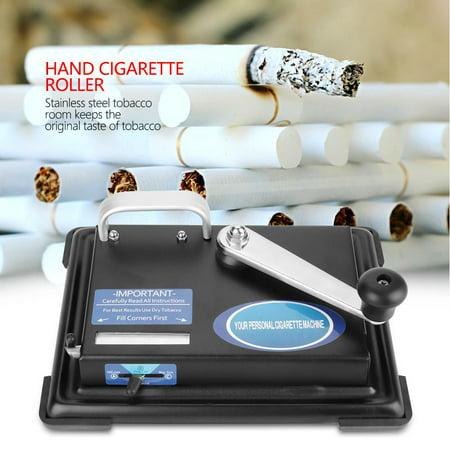 manual cigarette injector machine reviews