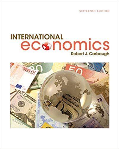 solution manual 10th edition krugman international economics